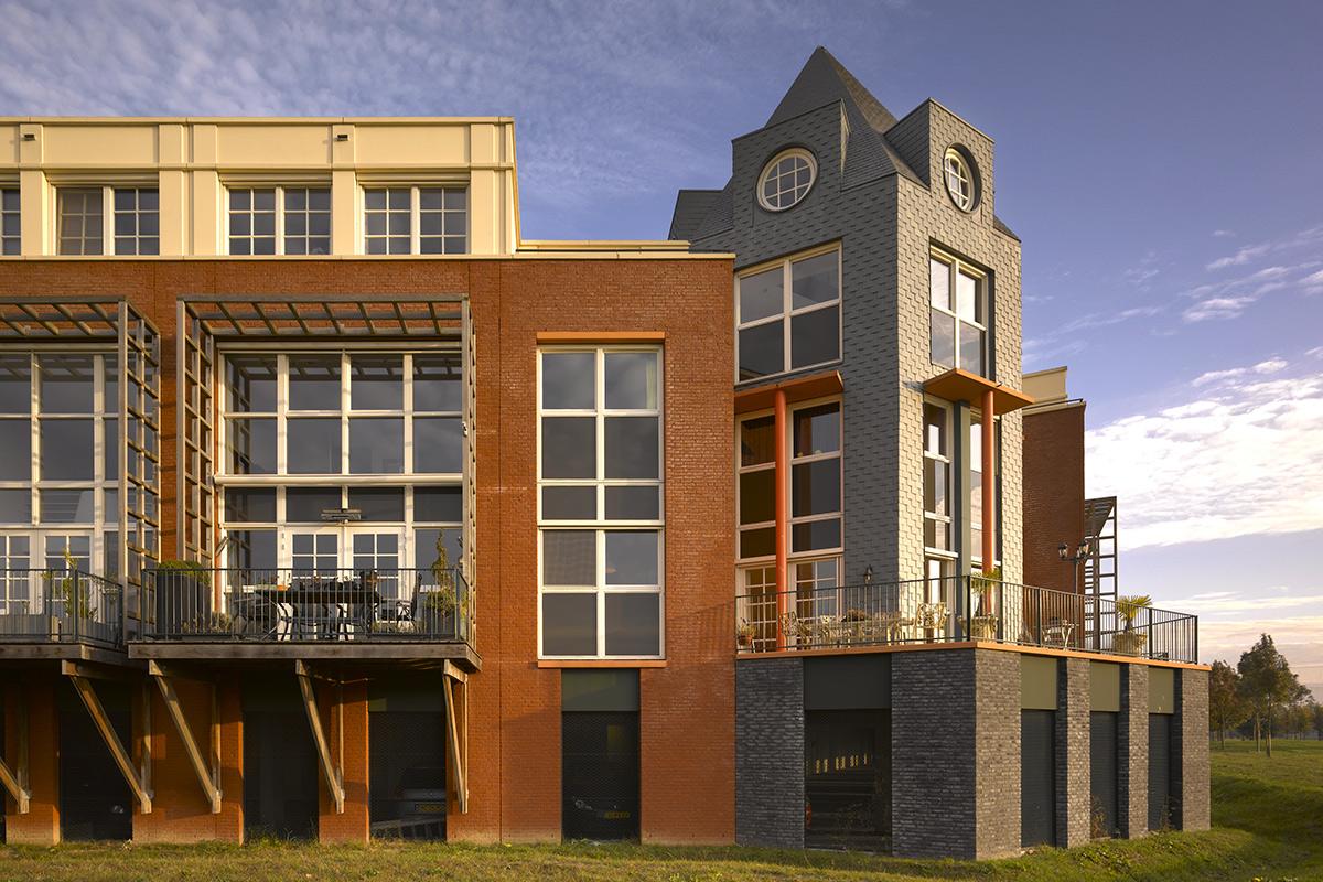 Bouwfonds - Kasteelwoning 's-Hertogenbosch