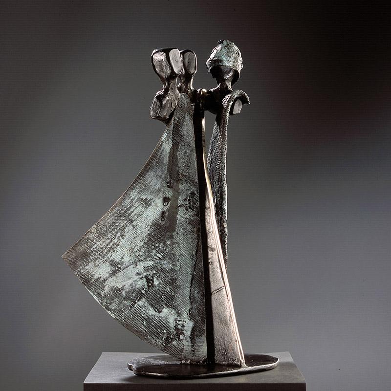Brons - Kunstenaar Renée van Leusden