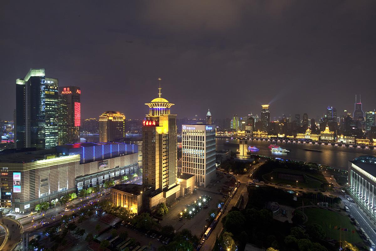 Shanghai Huangpu Jiang